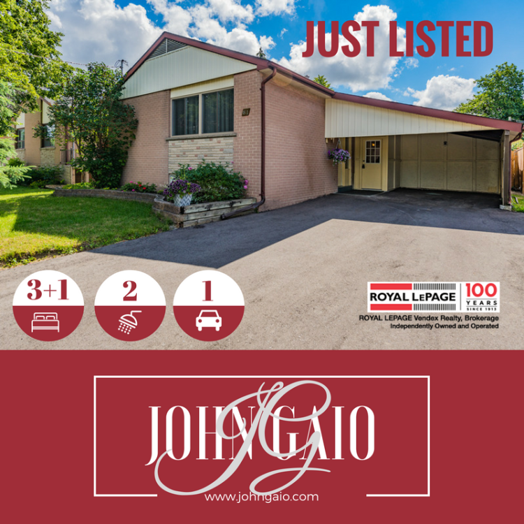 Just Listed - 81 Cornwall