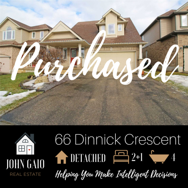 Purchased - 66 Dinnick
